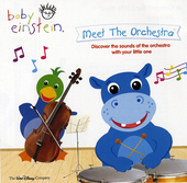 Meet the orchestra : discover the sounds of the orchestra with your little ones