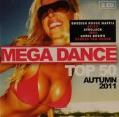 Mega dance top 50 : Autumn 2011