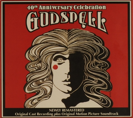 Godspell : 40th anniversary celebration : original cast recording plus original motion picture soundtrack