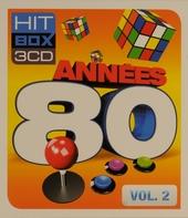 Hit box : Années 80. vol.2