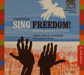 Sing freedom! : African American spirituals