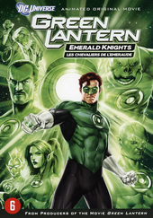 Green Lantern : emerald knights