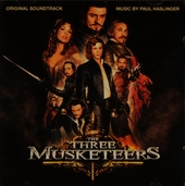 The three musketeers : original soundtrack