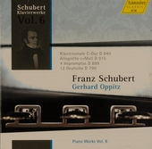 Piano works vol.6. vol.6