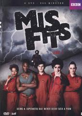 Misfits. Serie 1