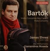 Violin and viola concertos