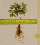 Worship devotional : October