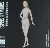 Espris d'amours : miniatures flamandes