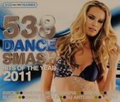 Radio 538 dance smash hits of the year 2011