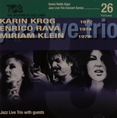 Jazz live trio with guests 1972 1974 1978. vol.26