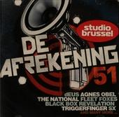 De afrekening van Studio Brussel. 51