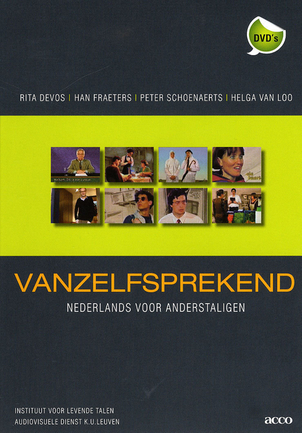 Vanzelfsprekend : Nederlands voor anderstaligen [4 dvd-video's]