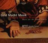 Geld macht Musik : Music for the Fugger family