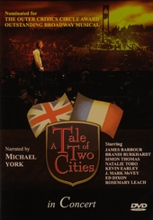 A tale of two cities : In concert