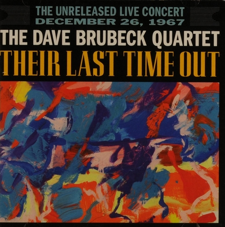 Their last time out : the unreleased live concert December 26, 1967