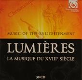 Lumières : la musique du XVIIIé siècle