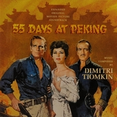 55 days at Peking : expanded original motion picture soundtrack