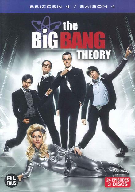 The big bang theory. Seizoen 4