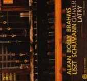 Alkan, Boëly, Brahms, Liszt, Schumann