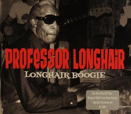 Longhair boogie