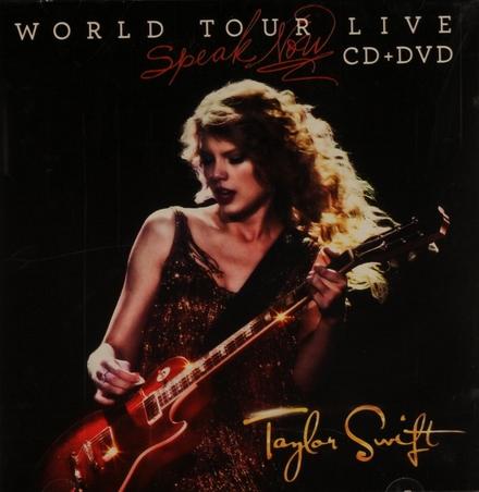 Speak now : world tour live