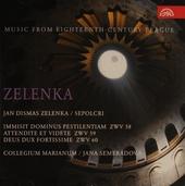 Music from eighteenth-century Prague : sepolcri