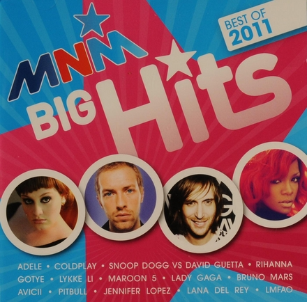 MNM big hits : best of 2011