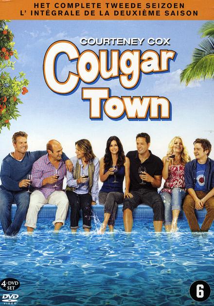 Cougar town. Het complete tweede seizoen