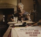 Pour un petit bonheur posthume : hommage à Georges Brassens