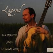 Legend : Jan Depreter plays Armand Coeck