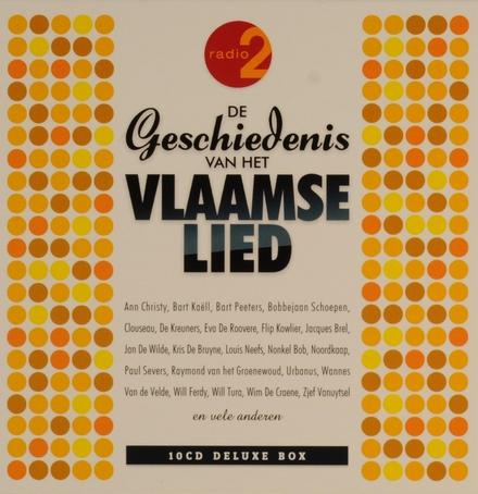 De geschiedenis van het Vlaamse lied