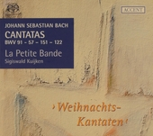 Cantatas for the complete liturgical year. Vol. 14, Weinachts-Kantaten
