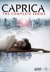 Caprica. The complete series