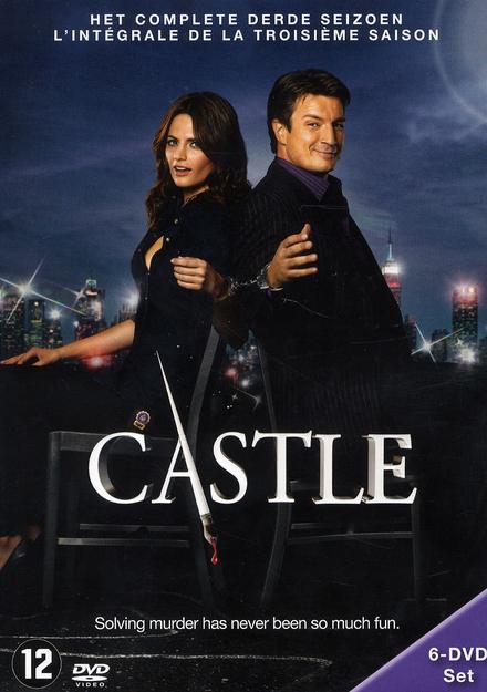 Castle. Het complete derde seizoen