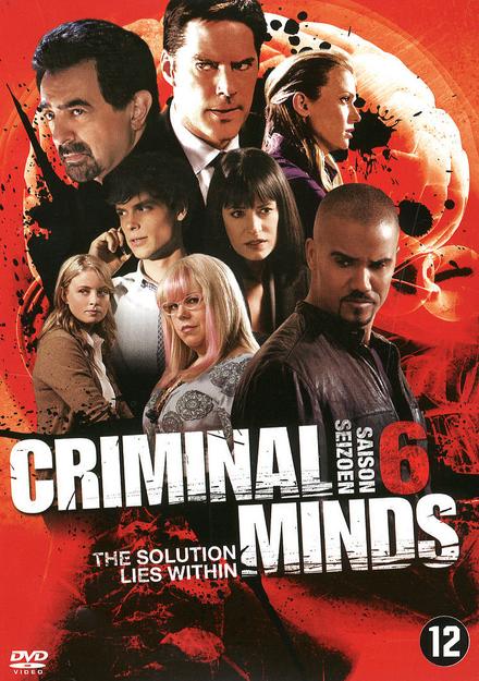 Criminal minds. Seizoen 6