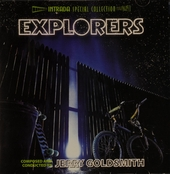 Explorers : music from the motion picture