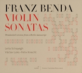 Violin sonatas : ornamented versions from a Berlin manuscript