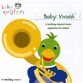 Baby Vivaldi : a soothing classical music experience for babies