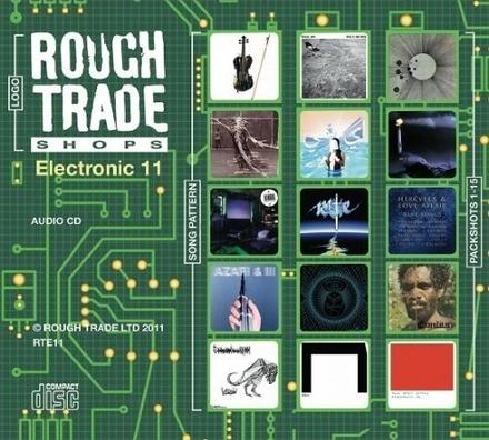 Rough Trade shops : electronic. Vol. 11