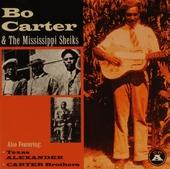 Bo Carter & The Mississippi Sheiks. vol.1