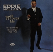 It moves me : the complete recordings 1958-1964
