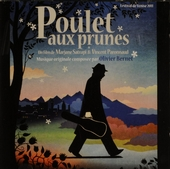 Poulet aux prunes : musique originale du film