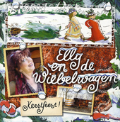 Elly en de wiebelwagen : cd Kerst