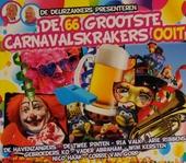 De 66 grootste carnavalskrakers ooit