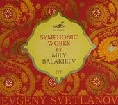 Symphonic works by Mily Balakirev