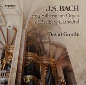 1714 Gottfried Silbermann organ of Freiberg Cathedral