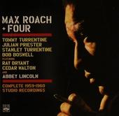 Max Roach + Four : Complete 1959-1960 studio recordings