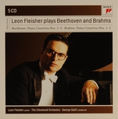 Leon Fleisher plays Beethoven and Brahms