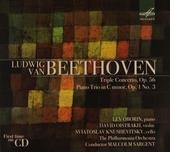 Piano trio in c minor, op.1 no.3
