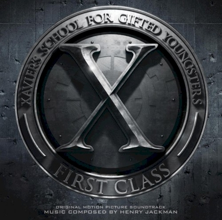 X-men: first class : original motion picture soundtrack